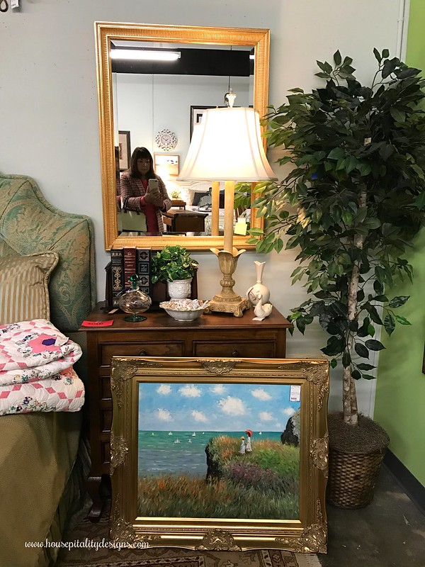 Consignment shop-Painting-Housepitality Designs