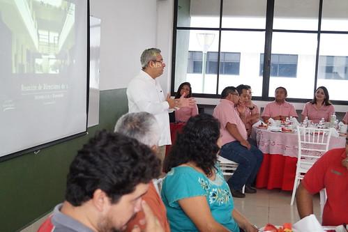2ª Reunión del TECMOTUL con Directores de Educación Media Superior de la región