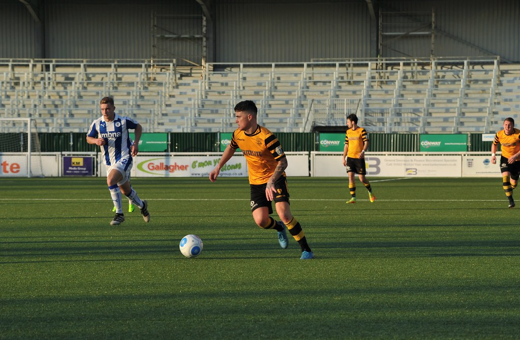 Maidstone United v Chester 437