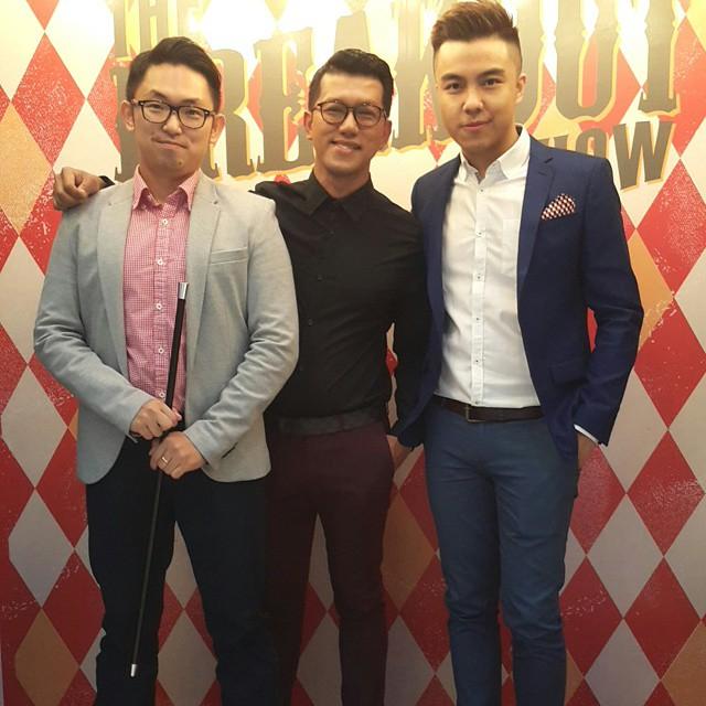 With Ka Wai Leo &Amp; His Partner Johnny Di Breakout Launch At Nu Sentral. Congrats @Breakoutmy