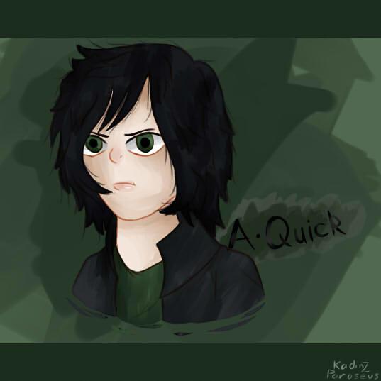 Alexandra Quick, by KadinD