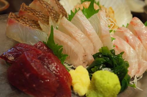 刺身5点盛り 魚えん(Gyoen) 07