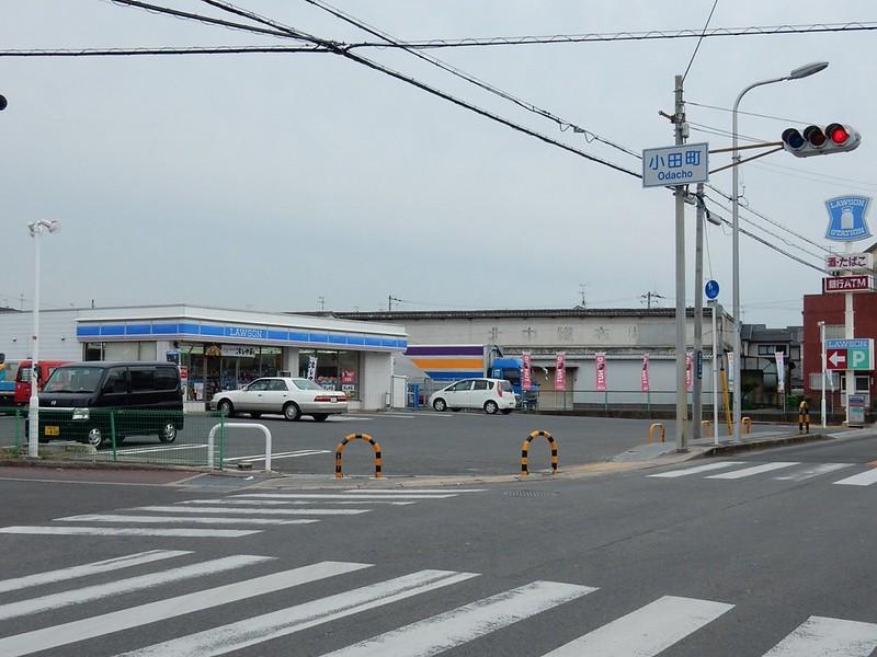 不二家レストラン和泉小田店があった場所