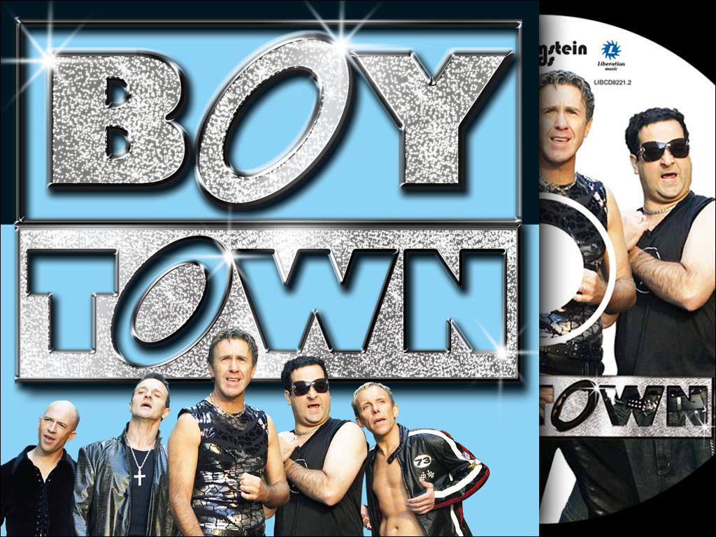 BoyTown soundtrack CD