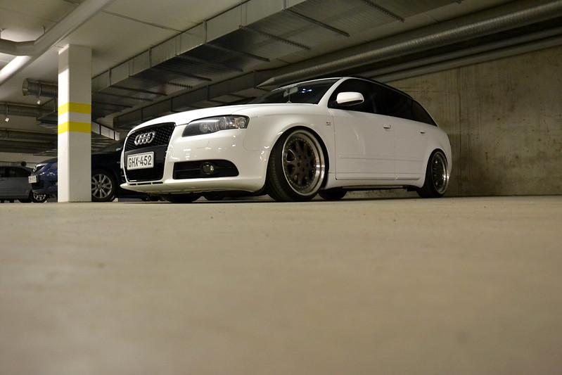 Zoml: Audi A4 B7 Avant //Mätäs Crew 18802841142_cf5e4bf5e5_c