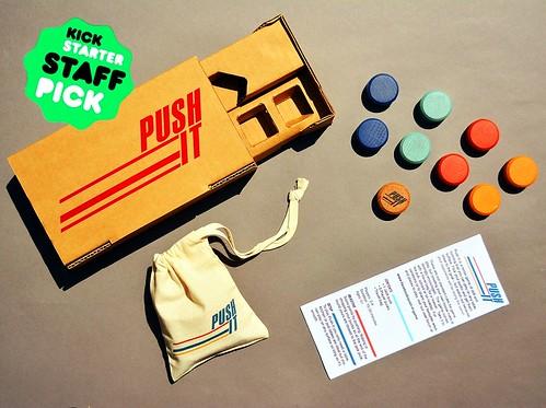 008 - Push It Kickstarters