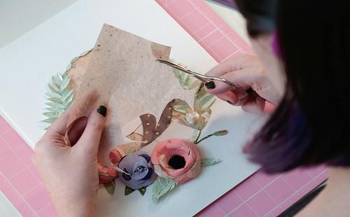 Tara Galuska - Vancouver Paper Artist
