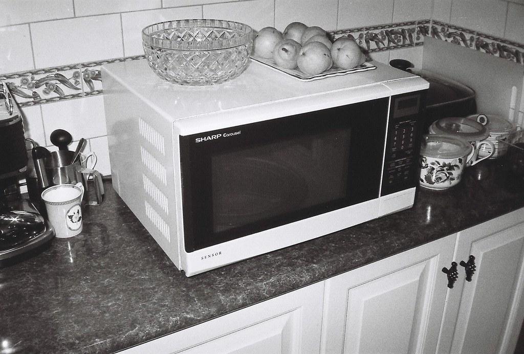 How long do sharp microwaves last