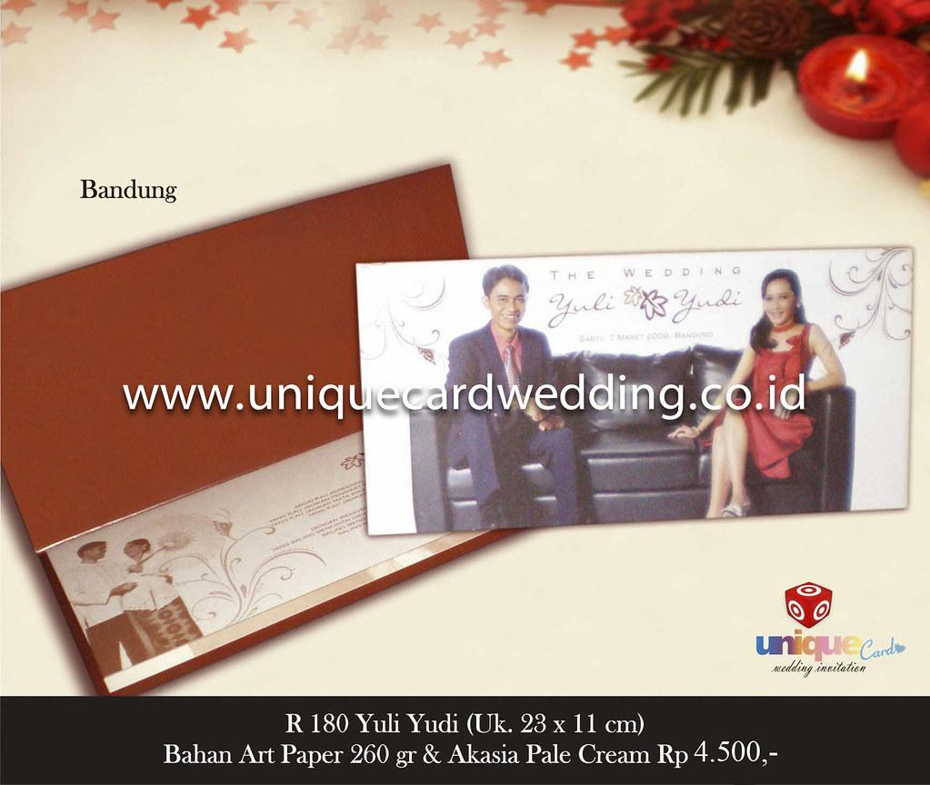 undangan pernikahan#Yuli Yudi | wedding invitation,unique ca… | Flickr