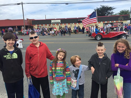 4th of July, Bandon parade