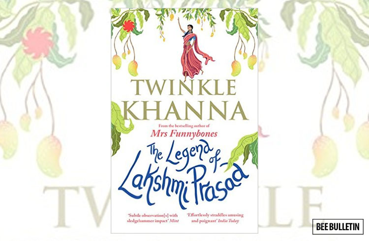 The Legend of Lakshmi Prasad by Twinkle Khanna - Top 10 Best Books of 2016