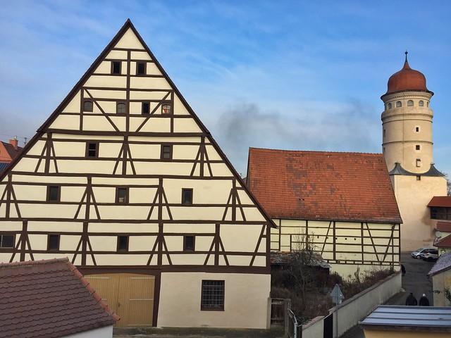 Nordlingen (Norte de Baviera, Alemania)