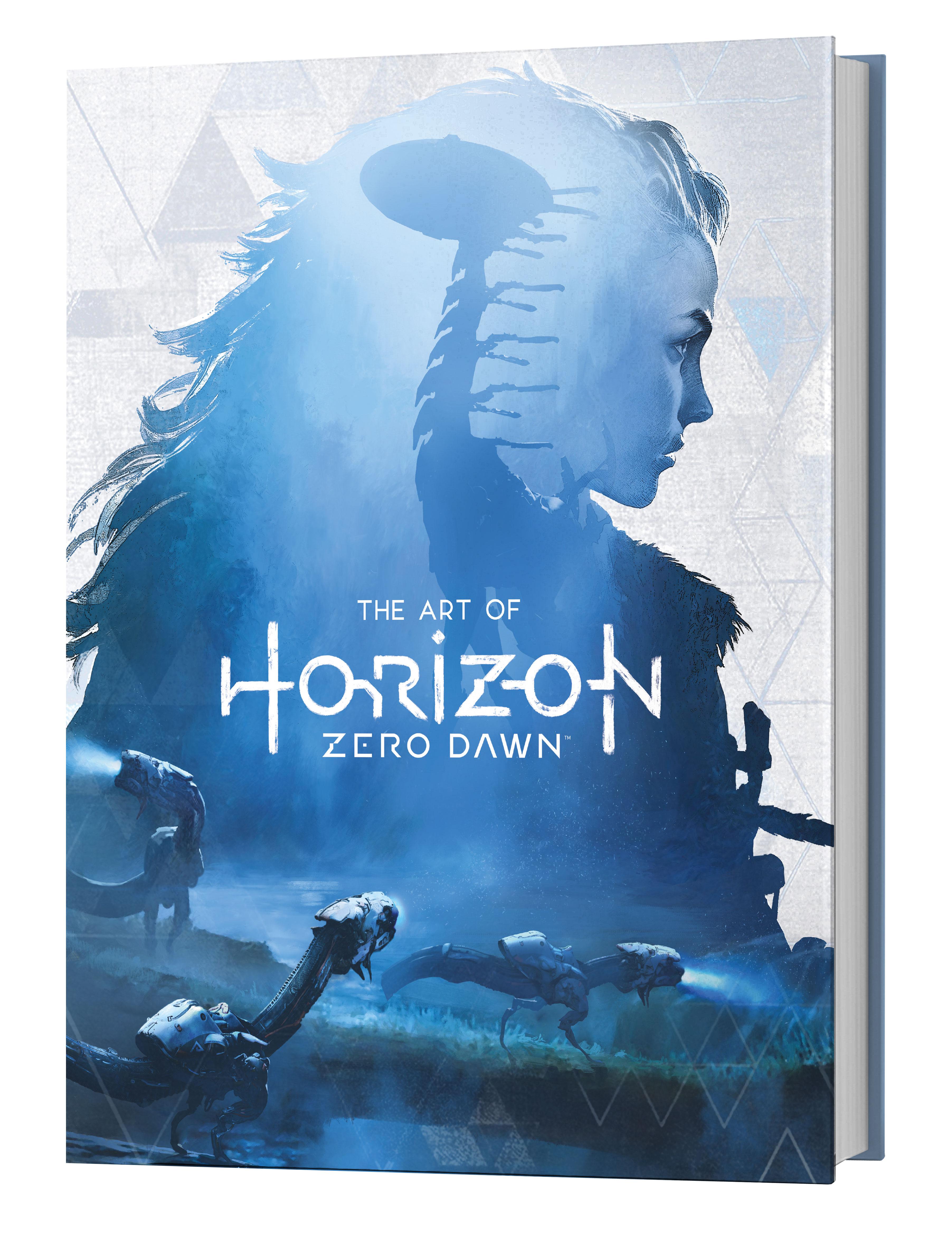 horizon zero dawn art book pdf