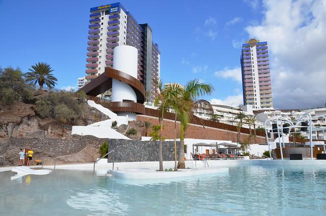 Hard Rock Hotel, Playa Paraiso, Costa Adeje, Tenerife