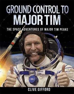 Clive Gifford, Ground Control to Major Tim