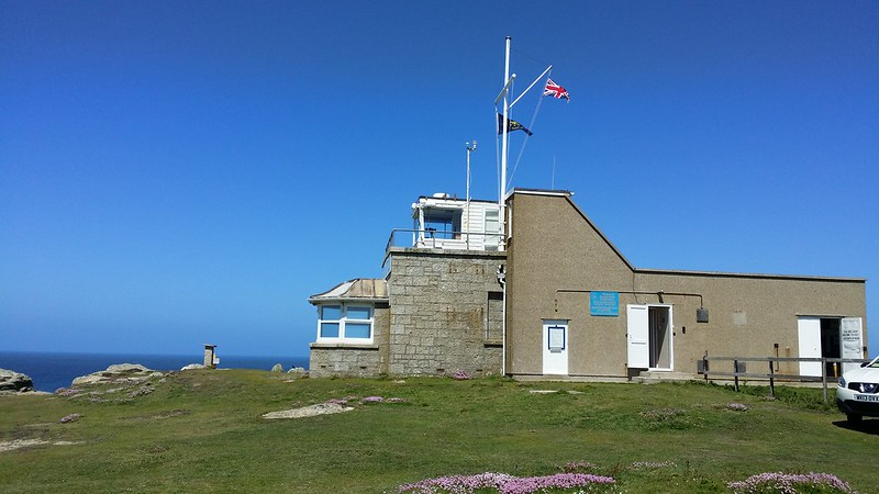 Gwennap Head coastwatch station #SWCP #sh
