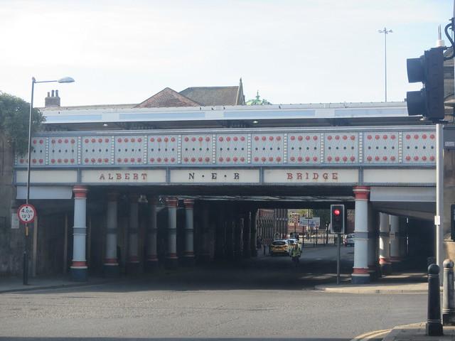 Albert Bridge, Middlesbrough