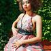 Photo- Trask Bedortha  Dress - Ariana Schwartz - Hair - Gwynne McLaughlin - Studio Mantra Make up art - Marisa Shute - 04