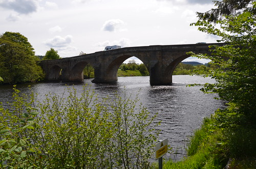 North Tyne River Chollerford May 15 3