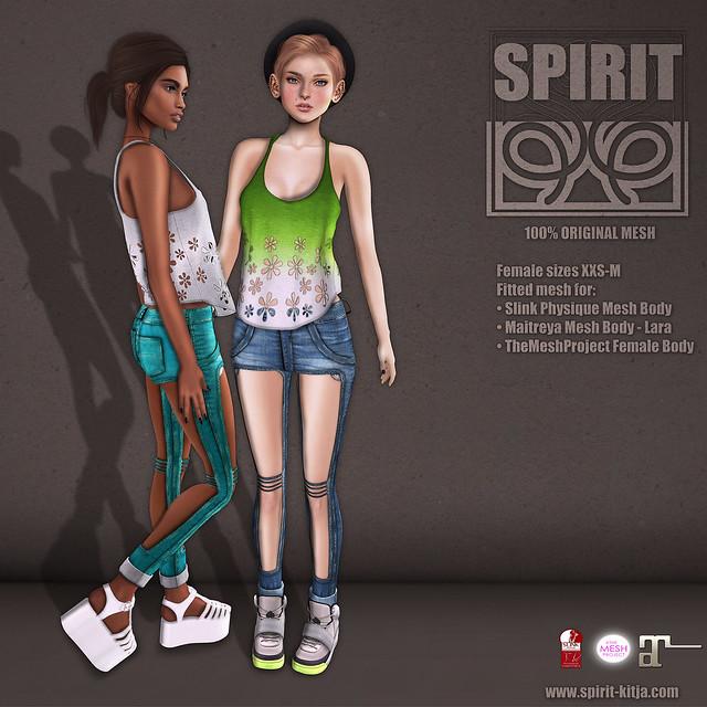 SPIRIT - Secret outfit