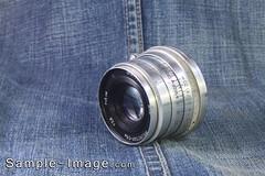 Industar-26m 5cm f/2.8