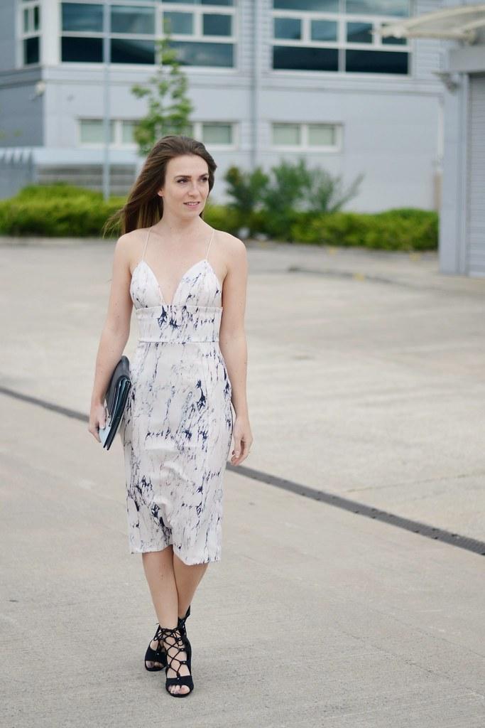 Rare London Marble Dress 3