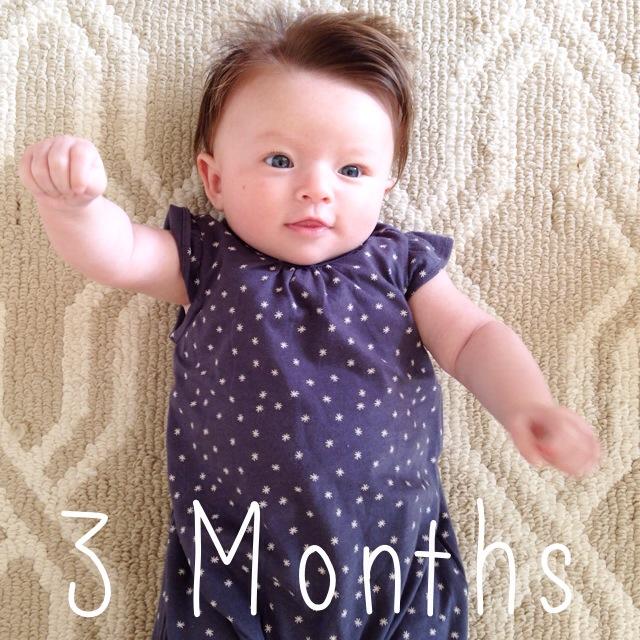 Elle Evergreen: 3 months