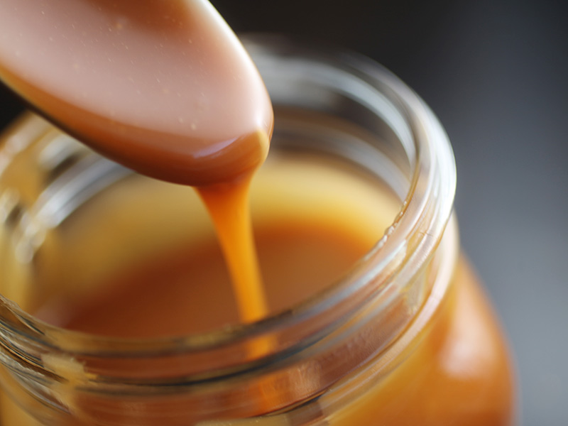 Caramel Flling