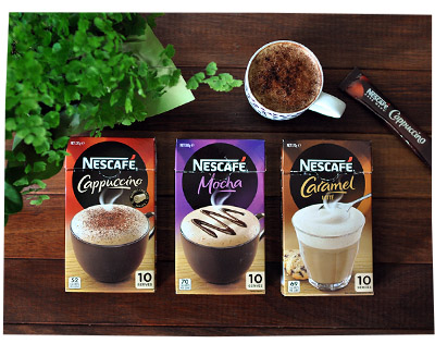 NESCAFE Menu