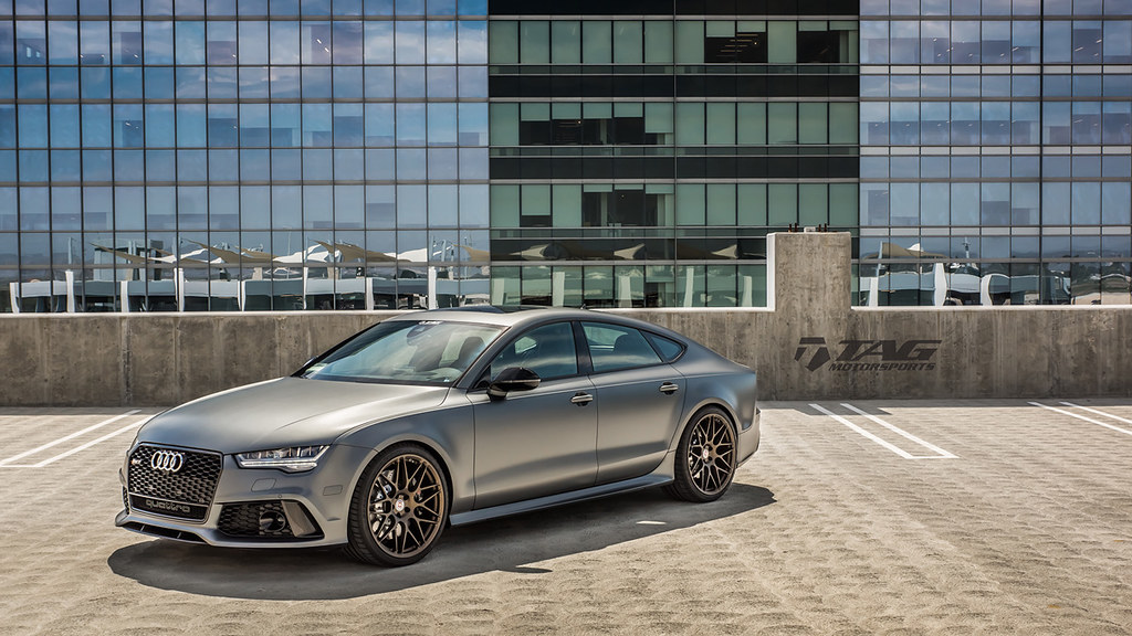 The Official HRE Wheels Photo Gallery for Audi C7 A6/S6/RS6, A7/S7 and RS7