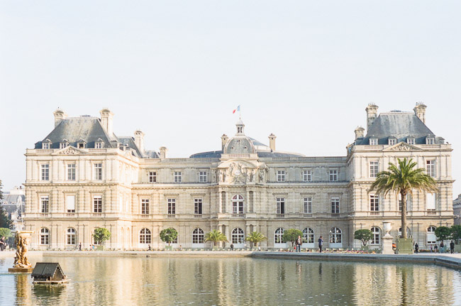 The Luxembourg Gardens and Palace -6