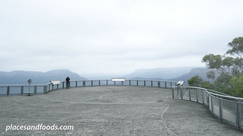 echo point observation deck