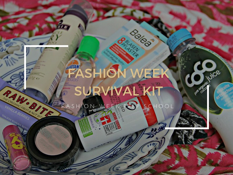 Gewinnspiel Fashion Week Survival Kit I www.StyleByCharlotte.com #MBFWB #MBFW #FashionWeek