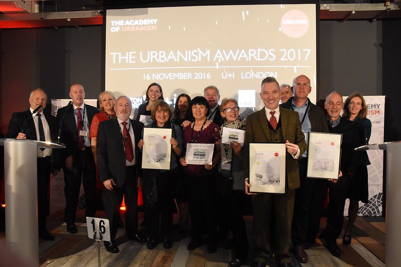 Urbanism Awards 2017