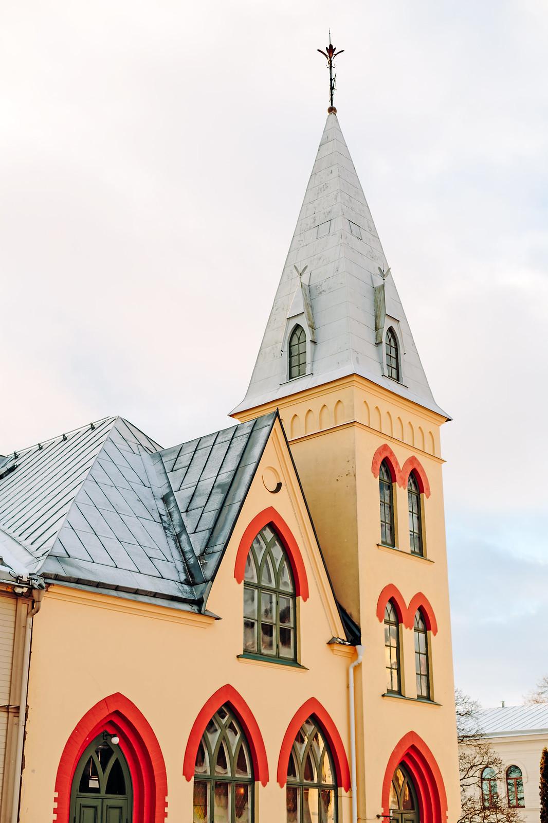 Kyrka Söderhamn