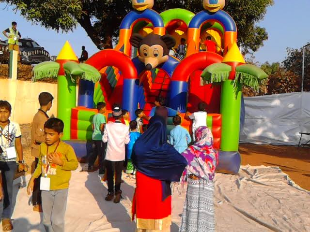 Muslim children's festival 'Taare Zameen Par' begins in Goa