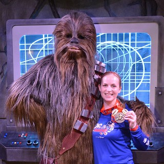 Chewbacca at Hollywood Studios 1/9/17 | by laurensweb