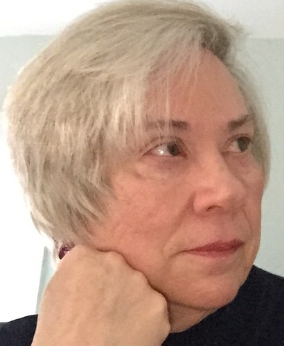 Writer Carolyn Walker, author of Every Least Sparrow: A Girl Grows Her Wings
