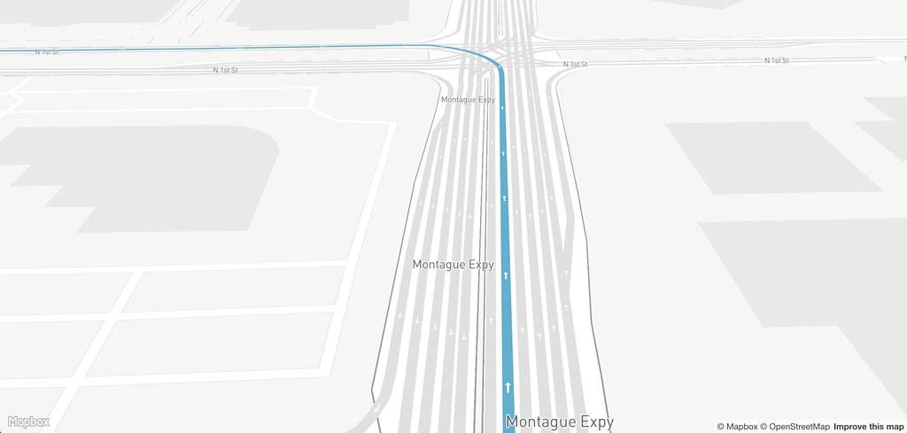 Lane Map - Clean