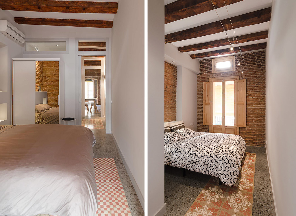 Rehabilitacin de viviendas nuevos diseos en espacios - Rehabilitacion de casas antiguas ...