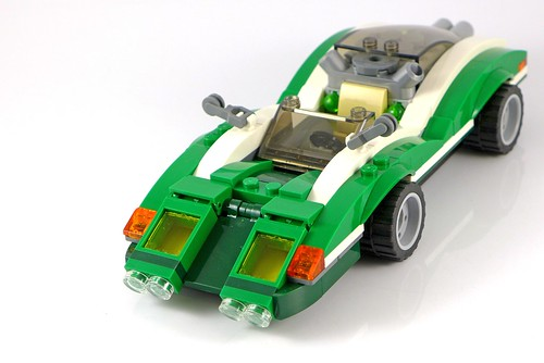 LEGO The Batman Movie 70903 The Riddler Riddle Racer 06