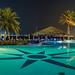Abu Dhabi Nights - By the pool