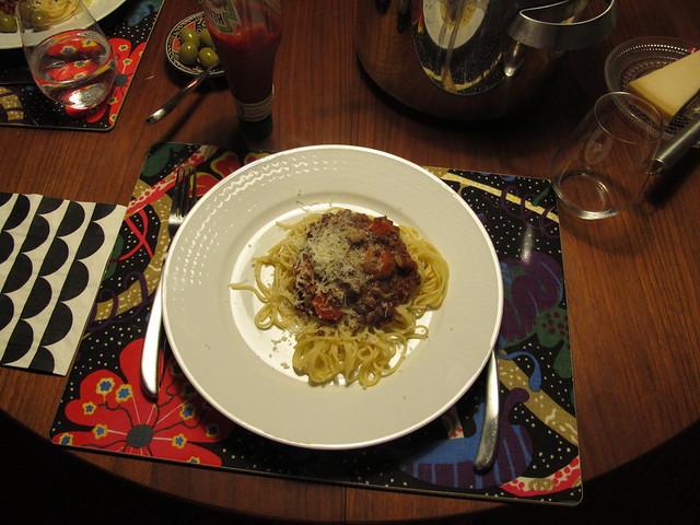 sunday, dinner at sofia's, helsingborg