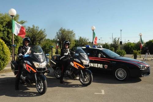 carabinieri 201 anniversario