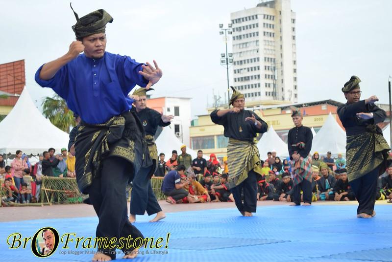Festival Gempita Hulubalang Melayu di Dataran Segamat