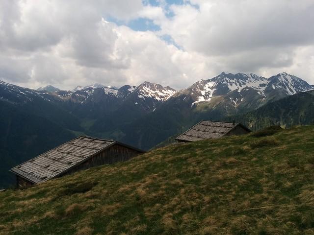 Die Kaserle Oberhütten