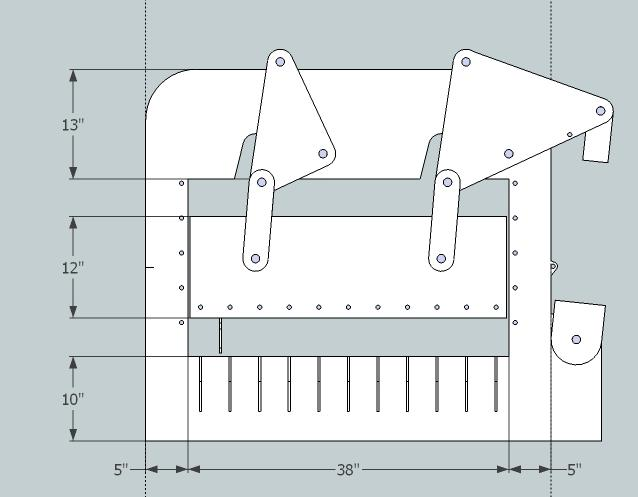 Thinking of building a press brake  Looking for opinions