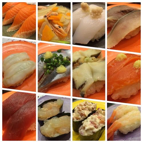 お寿司 at 和楽
