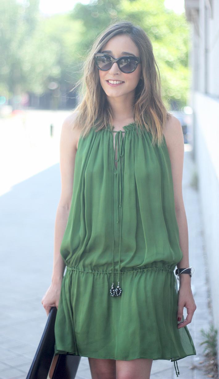 Green Dress15