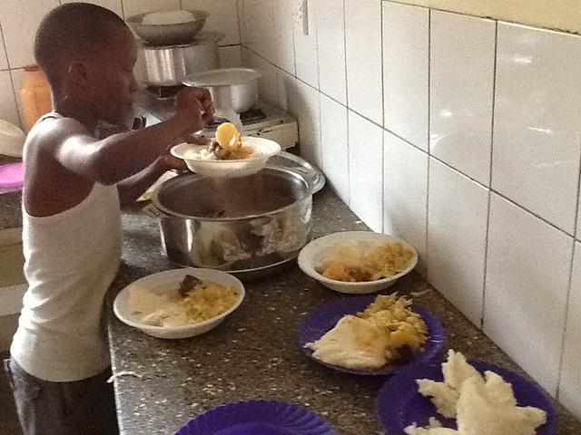 Ali Lunch
